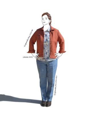 orange_jacket_floral_top_blue_jeans