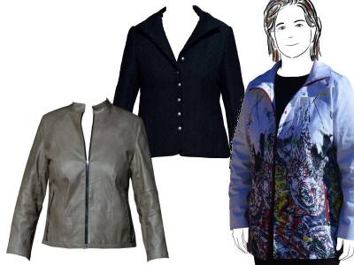 Jackets to co-ordinate with