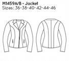 My Image M1459 Tech Drawing