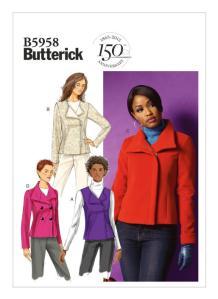 Butterick 5958