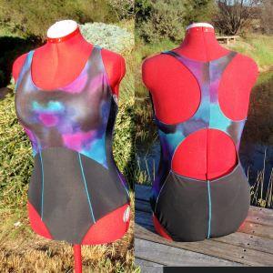 Danskin swimsuit knockoff (2012)