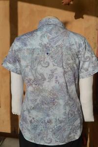 Paisley shirt - Back