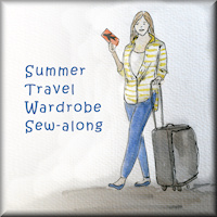 Summer Travel Wardrobe Sew-along