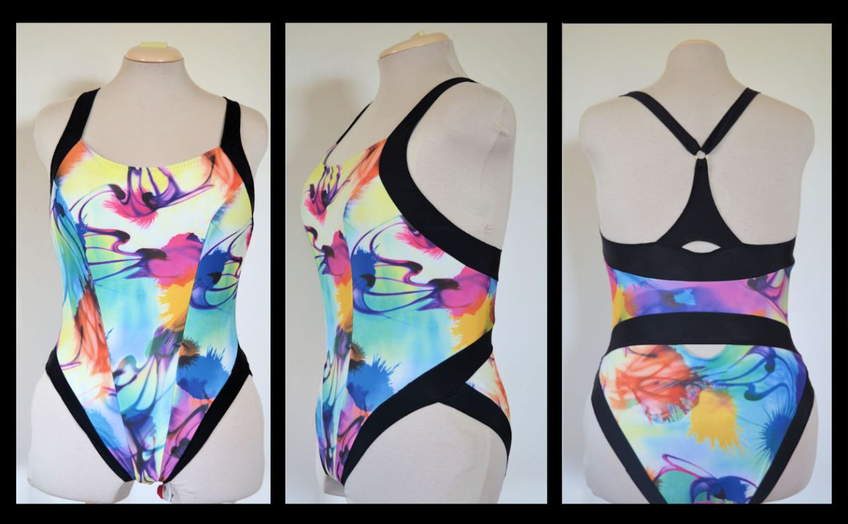 New swimsuit : Merckwaerdigh BAD24
