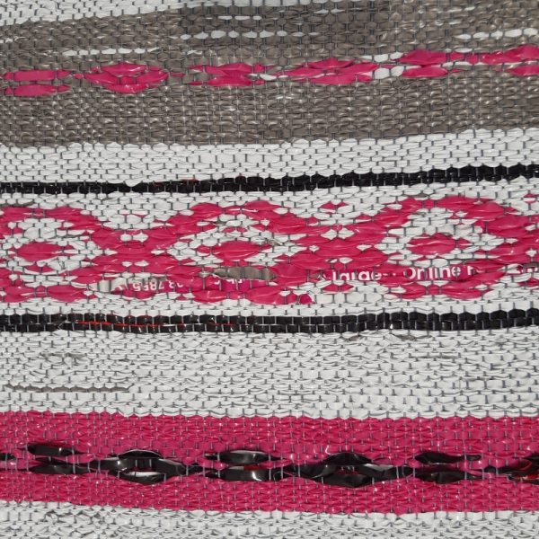 'Remnant Bag' weaving detail