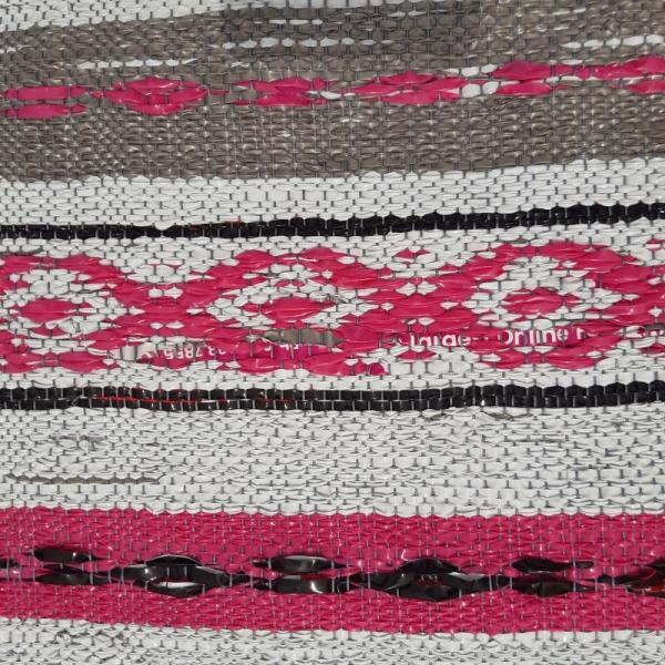 'Remnant Bag' weaving detail